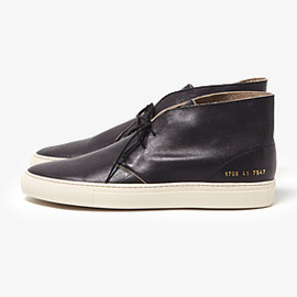 Common Projects - CHUKKA IN LEATHER