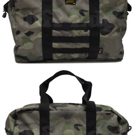 A BATHING APE - ABATHINGAPE(エイプ)1STCAMOGRADATIONドラムバッグ【新品】ODCAMO228-000061-015[1910-482-011]-【smtb-TD】【yokohama】