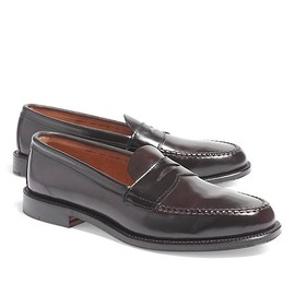 Brooks Brothers - Cordovan Unlined Penny Loafers