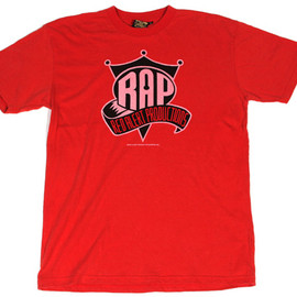 BBP, Red Alert Productions - Red Alert Productions x BBP Logo Tee