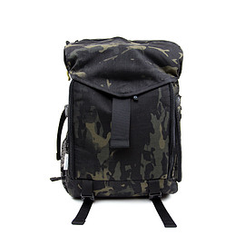 DSPTCH - Camera Ruckpack - Black Camo