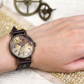 Gothic Laboratory - アンティークな腕時計 Classic Wristwatch L
