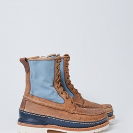 VISVIM - Grizzly Boots Folk