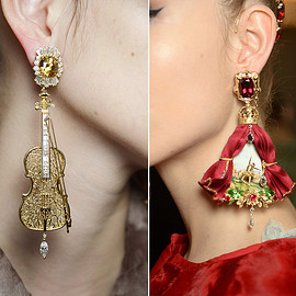 DOLCE&GABBANA - Earrings