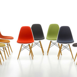 Vitra - Eames Plastic Side Chair : Fabric