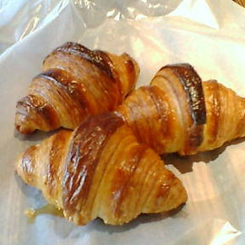 signifiant signifie - croissant au levain クロワッサン・オ・ルヴァン