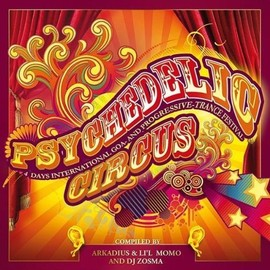 Psychedelic Circus - Psychedelic Circus