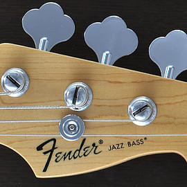 FENDER - Standard Jazz Bass Black