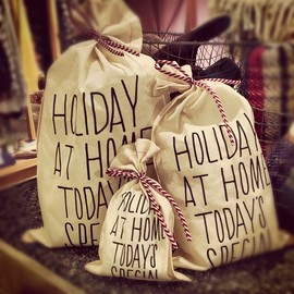 TODAY'S SPECIAL - HOLIDAY GIFT WRAPPING BAG