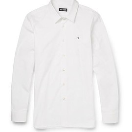 Raf Simons - Slim-Fit Cotton-Poplin Shirt
