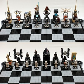 Lego  - The Empire Strikes Back Chess