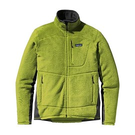 Patagonia - Men's R2 Jacket 2011 Gecko Green