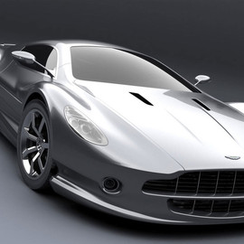 Aston Martin - AMV10 Concept Car