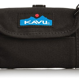 kavu - [カブー] KAVU Wally Wallet