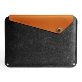"Mujjo - Macbook Air 13"" Sleeve: Brown"