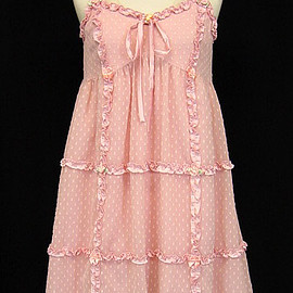 MILK - MILK / Rose archery dress