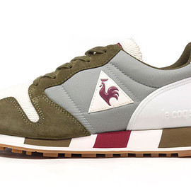 "le coq sportif - OMEGA ORIGINAL ""OMEGA 30th ANNIVERSARY"" ""LIMITED EDITION"""