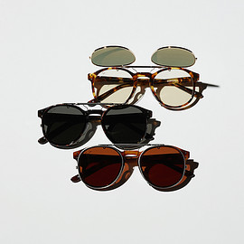 SUNSEA - SUNSEA LAYER Sunglasses