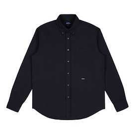 Noah NYC - Black Oxford Shirt