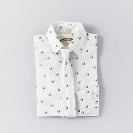 ART&SCIENCE - Button Down Shirt & Neck Tie