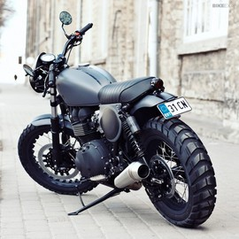 Renard Speed Shop - Triumph Bonneville T100