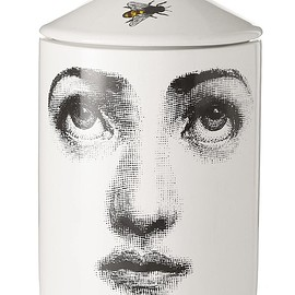 Fornasetti - L'Ape Thyme, Cedarwood and Lavender scented candle, 300g