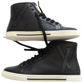 LOUIS VUITTON - Baskets/Noir
