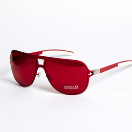 Mykita - andreas, bright red