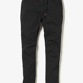 nonnative - CLIMBER EASY PANTS OVERDYED C/P TWILL STRETCH BY GRAMICCI