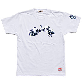 or Glory - Treasure Isle Tシャツ
