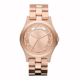 MARC BY MARC JACOBS - Baby Dave ベイビーデイブ ピンクゴールド MBM3184