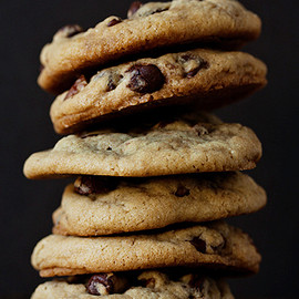 Chocolate Chip cookies♡