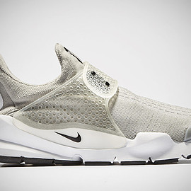 NIKE - Sock Dart - Medium Grey/White