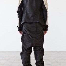 Boris Bidjan Saberi - Menswear Fall Winter 2013 Paris