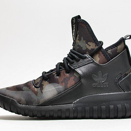 adidas originals - Tubular X - Black/Camo