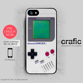 iPhone 5 Case - Classic Gameboy iPhone 5 Case - FREE Shipping (PRE-ORDER)