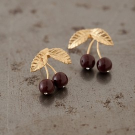 mother - Black Cherry pierce GOLD