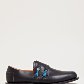 ETS Callatay - ETS Callatay Men's Elastic Monk Strap Shoes