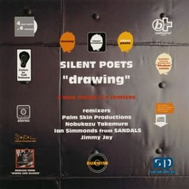 SILENT POETS - drawing