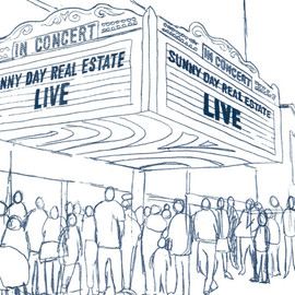 Sunny Day Real Estate - Sunny Day Real Estate - Live