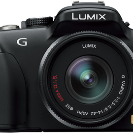 Panasonic - LUMIX DMC-G3