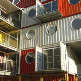 London Container City - Container City 2