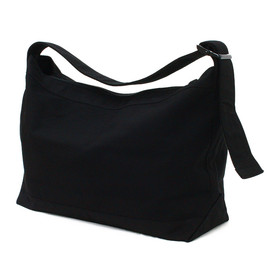 This is... - This is... Canvas Messenger Bag - Black 01