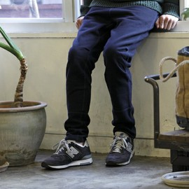 nonnative - STUDENT PANTS - C/P SWEAT by REIGNING CHAMP