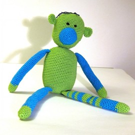 Luulla - Crochet Monkey