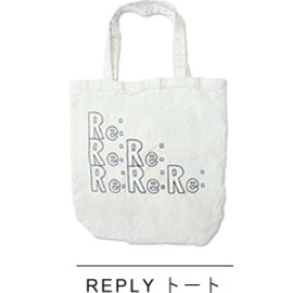 Noritake - REPLY TOTE BAG
