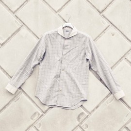 CYDERHOUSE - Grid shirts