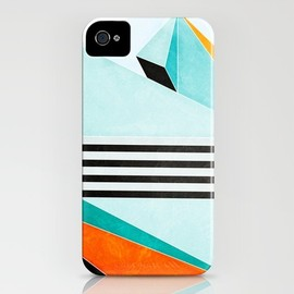 society6 - Stand Between and Listen iPhone Case