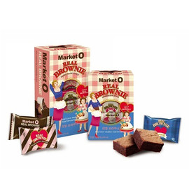 Market O - REAL BROWNIE  * cute * Special Package