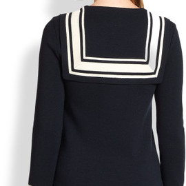 Chloe - Wool Sailor Sweater